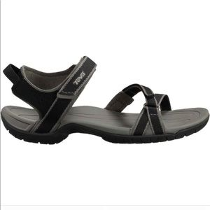 NWT Teva Verra Black Sandal